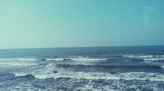 Tuban bada, Indonesia I really like this shott . Sea , yes in Korean it called Bada . So blue with its beautiful waves . Occasionally came to Tuban and feel pleasant place . Indonesia .