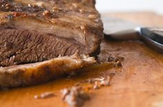 My oven-baked brisket | Homesick Texan