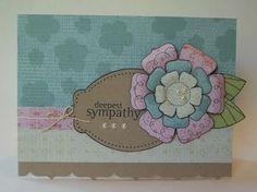 Sympathy Card #heroarts