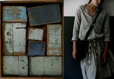 WABI SABI - simple, organic elegance the Scandinavian way.: A Monday Mix of Wood and Grays