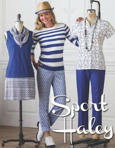 From Lori's Golf Shoppe Spring 2015 Golf Fashion for ladies apparel collection! #lorisgolfshoppe