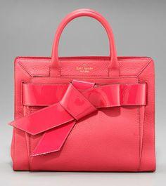 Kate Spade Rosa Tote, $425 via Neiman Marcus