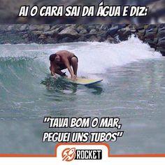 Check out our Surf clothing here! http://ift.tt/1T8lUJC  Quem nunca? Rocket Surf Boards  Tel: (71) 3508-1050 / Whatsapp: (71)99357-1223  #rocketsurf #surf #pranchadesurf #vilasdoatlantico #praiadosurf #longboard #board #surflife #sup #standuppaddle #salvador #surfsalvador