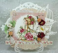 Crafty Ribbons Pure Inspirations met Wee Stamps