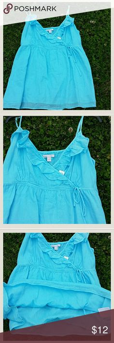 🆕NWT Old Navy tank top Old Navy tank top 100 % Cotton Old Navy  Tops Tank Tops