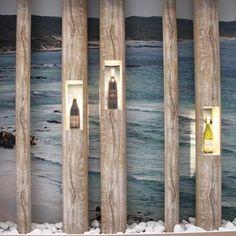 """vitrine Cape Mentelle, """"au coeur d'une nature brute"""" (photo Laurent Escriva) Plus"""