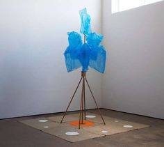 Artist B. Wurtz Creates Mindfully Eco Abstract Sculptures #eco trendhunter.com