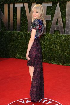 I know not everyone loved this dress, but I adored it and its personality!