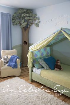 DIY bed tent                                                       …                                                                                                                                                                                 More