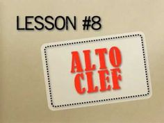 How to Read Music - Lesson 8 - Alto Clef (with FREE Download)