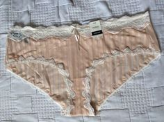 ELLE MACPHERSON intimates Ladies HIPSTER knickers size XL BNWT RRP$14.95 TAPE