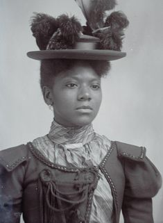 """These are selections of wonderful and very intact photographs taken during the Victorian Era, mainly from the years 1860 to 1901. Photos of Women of Color from this era are hard to come by, especially """"family"""" photographs. Sadly these beautiful and touching images go unnamed. A couple of these photos were taken when there was still slavery in the United States. We are honored to present these images as part of our dedication to the photographic history of our country. - Don Noyes-More…"""
