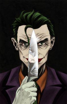Joker by ~jtaylor688