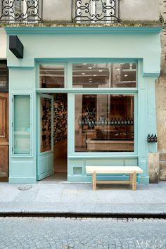 With commissions ranging from Saint Laurent to Aesop (like the rue Tiquettone store, pictured), Parisian design studio Ciguë has established itself as a go-to for fresh, stylish interiors and architecture. Vogue Living writer Marie Le Fort caught up with Adrian Hunfalvay, Australian architect and founding partner of Ciguë, who shares his perspective on Paris's best designers and craftsmen. Vogue Living