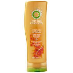 Best Conditioner: Herbal Essences Honey, I'm Strong Strengthening Conditioner