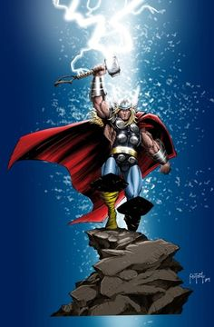 Thor by Jason Metcalf