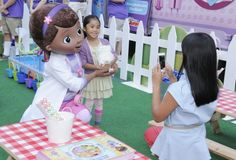 """To gets kids rip-roaring with excitement for the season two premiere of its hit animated TV series """"Doc McStuffins,"""" Disney Junior launched Doc's Mobile Clinic, a multi-city interactive tour, which kicked off in Boston on Aug. 18 and wrapped Sept. 28 in Phoenix."""