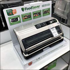 Food-Saver-System Shelf Tray Branding – Fixtures Close Up