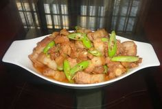 My Cooking Experiment Pork Belly, Kung Pao Chicken, Coconut Milk, Experiment, Cooking, Ethnic Recipes, Food, Kitchen, Essen