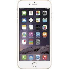 Apple iPhone 6 Plus, Silver (Verizon), 128GB