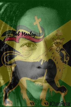 #ChakaRastar Original Graphic Bob Marley