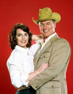 J.R. Ewing back in the day