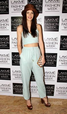 Kalki in Lakme Fashion Week 2014