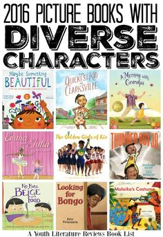 The lack of ethnic diversity in children's literature is an issue that has gained increased attention in recent years. In just three years the number of diverse characters in children's books has doubled, moving from