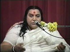Kundalini Sahaja Yoga (Spirit Second Birth) Shri Mataji Brisbane 1992 Self Realization Baptism