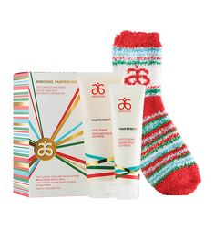 Pampermint® Foot Care Duo and Socks NZ #5504 - Arbonne