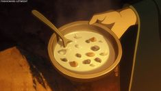 Anime Food - series/film/OVA from the to All screenshots taken by me unless stated otherwise (sources are credited) Anime Gifs, Fanarts Anime, Anime Art, Anime Bento, Aesthetic Gif, Aesthetic Food, The Ancient Magus Bride, Food Cartoon, Think Food
