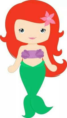 The Little Mermaid #ariel