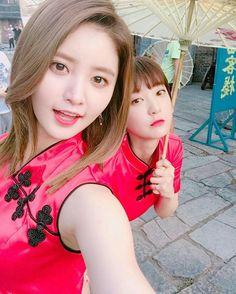 EXID Junghwa & Hyerin