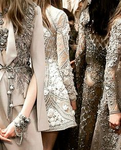 haute couture embellished gowns