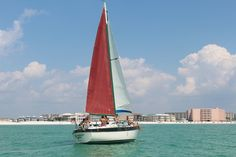 The Gulf Coast Travel Blog: Why You Need To Take Your Children Sailing in Destin FL