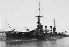 Battleship ARA Moreno - (Dark color original configuration)