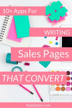 Sales Pages are hard to write when you start from scratch. Use these free and paid tools to easily write sales pages that convert. Pomodoro Technique Timer, Make Money Blogging, How To Make Money, Business Tips, Online Business, Sales Letter, Sales Tips, Le Web, Online Marketing