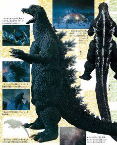 Godzilla Final Wars Godzilla Suit, Godzilla Costume, Character Reference Sheet, All Godzilla Monsters, Classic Monsters, Fursuit, King Kong, Album Covers, Horror