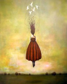 ♨ Intriguing Images ♨ unusual art photographs, paintings  illustrations - New Wings ~ Duy Huynh