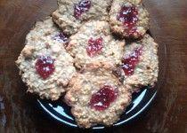 Zdravé vločkové sušenky