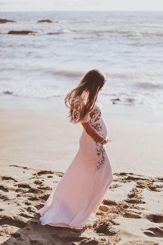 pregnancy announcement, baby number 2, irina bond, bond girl glam, beach