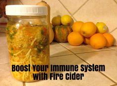 Boost Your Immune System with Fire Cider #naturalhealth #naturalremedies #holistichealth