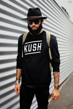 All Black Casual Outfits For Men That Will Have You Inspired. Stand out with Blackwear. Best Mens Fashion, Look Fashion, Urban Fashion, Paris Fashion, Men Street, Street Wear, Mode Swag, Moda Formal, Moda Blog