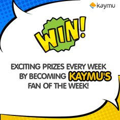 It is TIME to prove that you are the most DEVOTED Kaymu Fan out there ! For competition Details head over to our Facebook Page - www.facebook.com/KaymuPk