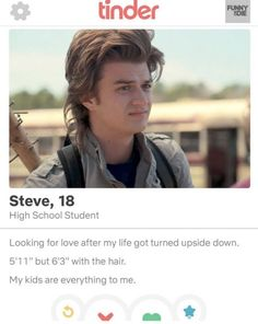 Stranger things is one of the funniest fiction television sitcoms that is popular among teens. Believe Me, its Memes are equally funny and hilarious. so Below are 47 Funny 'Stranger Things' Memes That A Die-Hard Fan Must Watch. Stranger Things Have Happened, Stranger Things Steve, Stranger Things Funny, Stranger Things Season, Stranger Things Theories, Tinder Humor, Saints Memes, Stranger Danger, Joe Keery