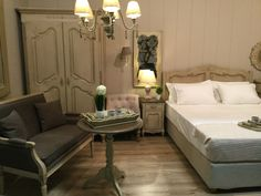French Chateau, Solid Pine, France, Interiors, Bed, Furniture, Collection, Home Decor, Stream Bed