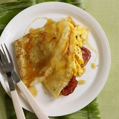 Morning Egg Crepes http://www.recipes-fitness.com/morning-egg-crepes/