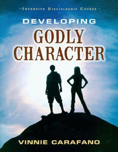 Developing Godly Character An intensive Bible study great for teens! $14.99