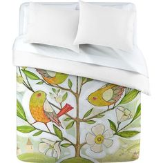 I pinned this Community Tree Duvet Cover from the Cori Dantini event at Joss and Main!