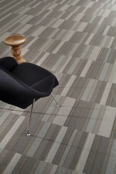 Lindstrom, a Constantine Collection from Milliken, is available in modular tile for increased functionality and design flexibility. #carpet #modular #interiordesign #officedesign